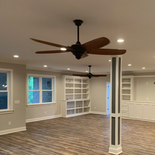 ceiling fan installed by Rytec Electric Columbia SC