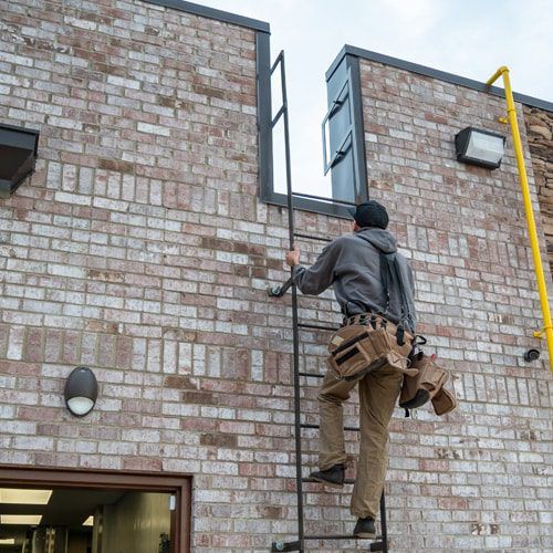 Columbia SC Commercial Electrician final check on new construction