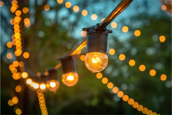 "Retro is very ""in,"" but you can't truly go retro when it comes to outdoor lighting."