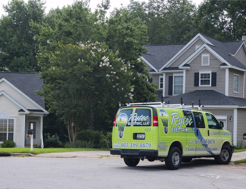 Rytec Electrician Columbia sc licensed electrician