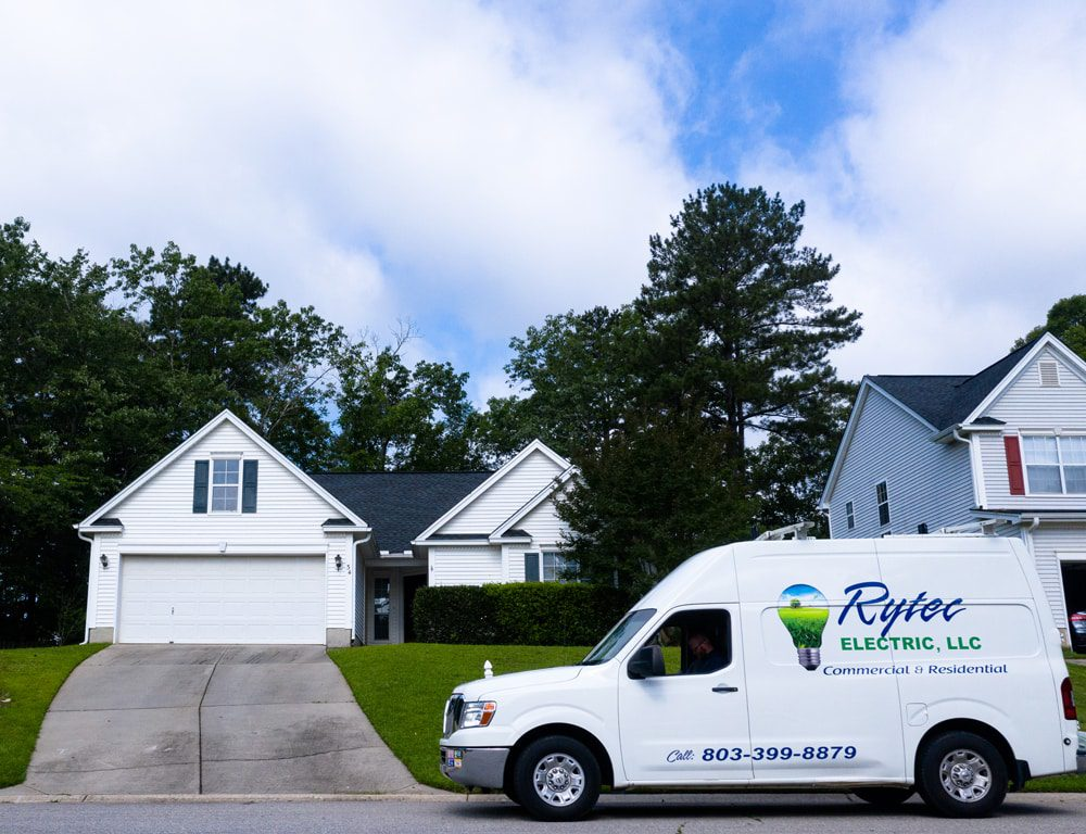 Ryetc Electricians in Columbia SC neighborhood