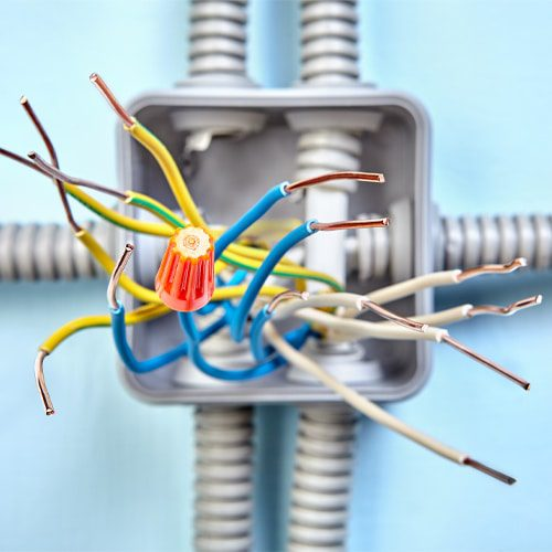 Most rooms in your home will not be suitable for meeting all of your business requirements. You will usually need to complete at least some electrical work to make the room work for you.