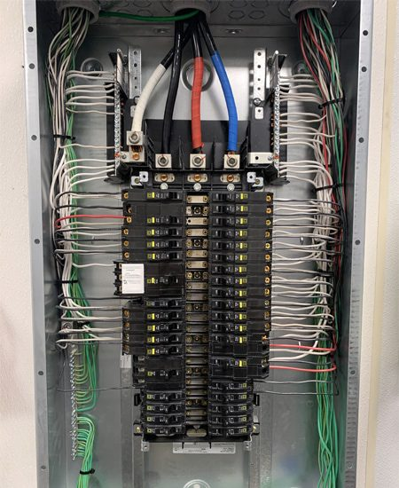 Issues with your electrical panel or sub panels can wreak havoc in your home. As the main source of power coming into your property, it's essential that they're always in full working order.