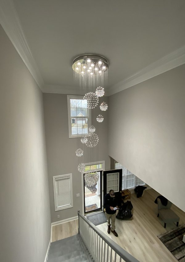 Lighting installation Columbia SC